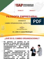 Filosofia Empresarial