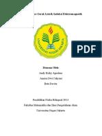 laporan proposal alat pembangkit listrik sederhana
