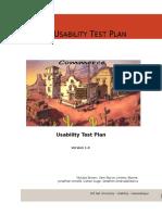 Test Plan for Commerce