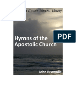 Hymns of the Apostolic Church (John Brownlie)