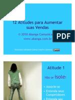 12 Atitudes Para Aumentar Suas Vendas