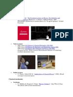 20151214 Daftar Buku Teks Fisika Yang Kanonik