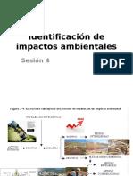 Sesion 4. Identificacion de Impactos Ambientales
