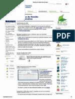 Sistemas de Gestão Administrativa UFSC