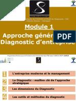 01-Module 1-Approche Generale Du Diagnostic d'Entreprise