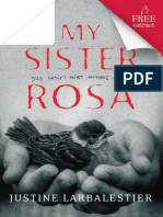 Justine Larbalestier - My Sister Rosa (Extract)