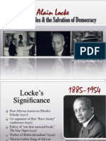 Buck Locke Democracy