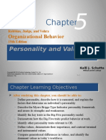 Ch 05 Personality Values