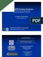 2012 FIDIC Transforum EPC