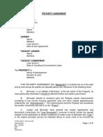 01 MhpTripaerty Agreement Nontax