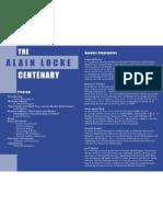 Locke Centenary Program2