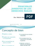 """Clasificaciã""""n de Cosa_bienes_principales Lineamientos de Los Derechos Reales"""