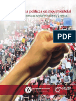 Subjetividades políticas en movimiento(s)