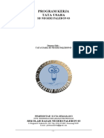 Program Kerja Tata Usaha Revisi