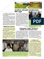 inanglupa newsletter  october-december 2015 issue