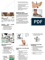 Pamflet Penyuluhan Ulkus Diabetikum