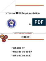 i u Id Implementation