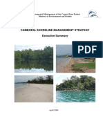 Cambodia Shoreline Management
