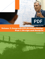 Design Manual of Suspension Bridges