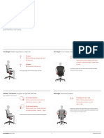 Aeron Chairs Adjustment Guide
