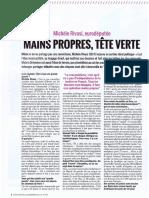 """Mains Propres, Tête Verte"""