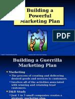 Chapter 8 Guerrilla Marketing Plan