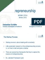Presentation 3 - Entrepreneurship Goethe