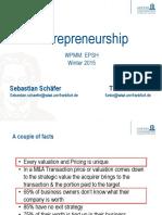 Presentation 7 - Entrepreneurship Goethe