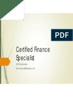 Finance Class 07-8