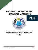 Buku Pengurusan KOKO PPD Manjung 2015