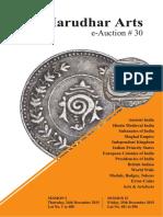 Marudhar Arts Coins e-Auction-30 is live! Bid Now!