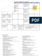 Fairview APUSH Study Group Calendar – April 2010