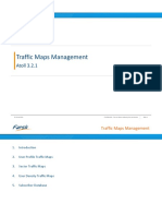 Traffic Maps Management