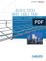 Cablofil Steel Wire Cable Tray
