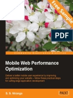 Mobile Web Performance Optimization - Sample Chapter