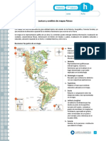 Lectura y Analisis Mapa Fisico