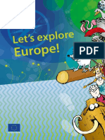 Let's Explore Europe eBook PDF