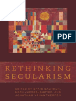 Rethinking Secularism - Edited by Craig Calhoun, Mark Juerge