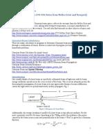 Gaussian Beam Optics