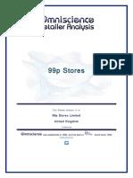 99p Stores United Kingdom