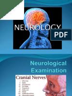 1. Neurological Examination