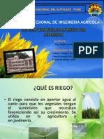 116084699 Riego Por Aspersion Hidraulica