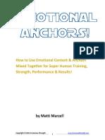 Emotional Anchorss