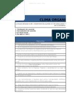 Tabulacion Herramienta Clima Organizacional_by Aida c. Díaz