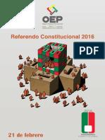 Separata Referendo 2016