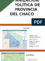 Presentación Chaco