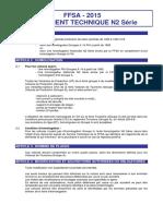 06-R%C3%A8glement Technique N2 S%C3%A9rie 2015