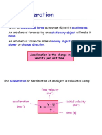 1.2 - Equations of Motion
