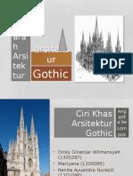 Arsitektur Gothic