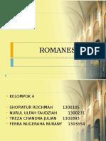 Arsitektur Romanes